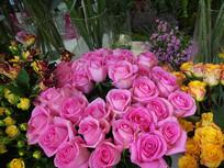 大朵切片玫瑰