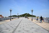珠海海燕桥景色