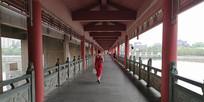 中式仿古桥
