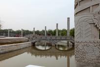 曹州牡丹园雕塑广场