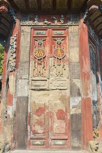 成都西来古镇-惜字塔装饰浮雕