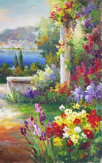 地中海壁画