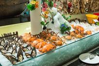 海鲜自助-螃蟹