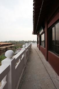 菏泽牡丹园建筑
