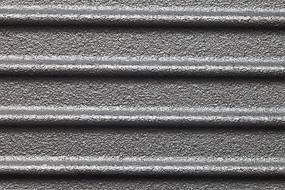铸铁牛排条纹平底煎锅背景素材