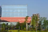 成都兴隆湖中国航天科工大楼