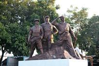 茂名陵园雕塑
