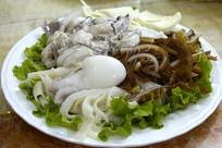火锅食材拼盘-牛杂和海鲜
