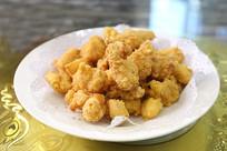 油炸食品-鸡米花