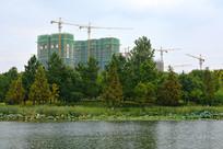 房地产建筑施工