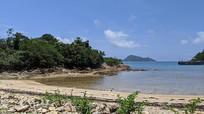 香港万宜水库沿海