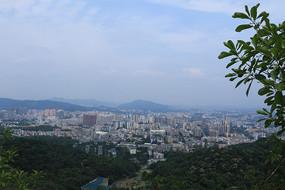 白云山附近城市