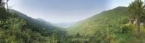 圭峰山牵线过脉景区