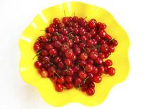 水果篮樱桃