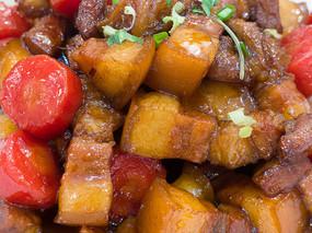 家常菜红烧肉