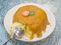 美味食品咖喱土豆泥