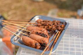 夏日美食撸串儿
