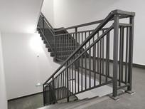 锌钢组装楼梯扶手