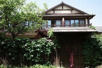 日式木建筑