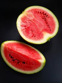 瓜瓤红西瓜