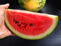 素材红瓤大西瓜