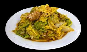 鲁菜-白菜烧大虾