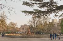 中山公园雕塑