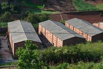 农村经济发展项目生猪养殖场