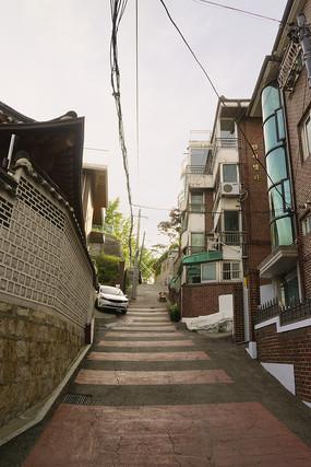 韩国北村-韩屋村