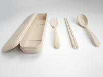 筷子勺子拍摄