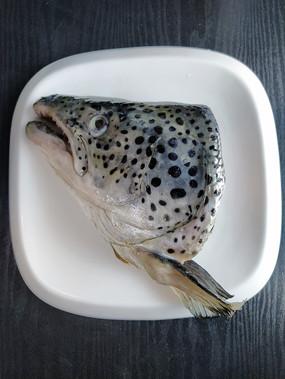 生三文鱼头