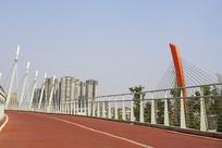 世纪城路跨府河大桥