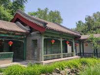 传统中式园林