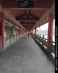 木质结构桥