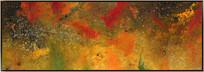 欧美复古抽象画