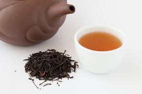 凤凰单丛茶冲泡的茶汤
