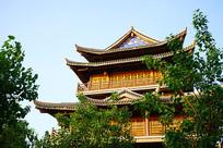中式阁楼建筑