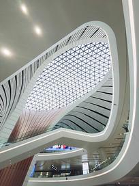 未来科技梦幻建筑大兴机场