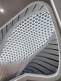 北京新机场梦幻穹顶