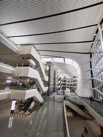 北京新机场梦幻建筑
