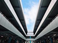 现代化立体车库空港