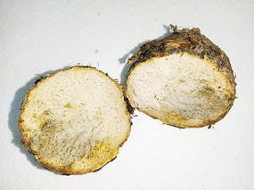 变质的香芋