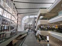 现代化机场空港