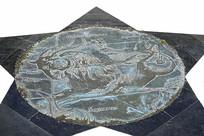 西方占星学星座浮雕-摩羯座