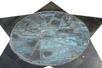 西方占星学星座浮雕-双鱼座