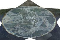 西方占星学星座浮雕-水瓶座