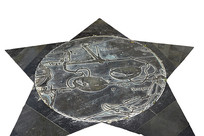 西方占星学星座浮雕-天秤座