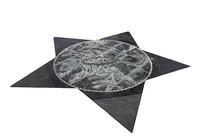 西方占星学星座浮雕-天蝎座