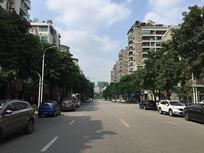 新会会城侨光北路商业街