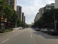 新会侨光北路商业街